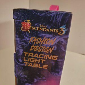 Disney Toys Descendants 3 Fashion Design Tracing Craft Poshmark